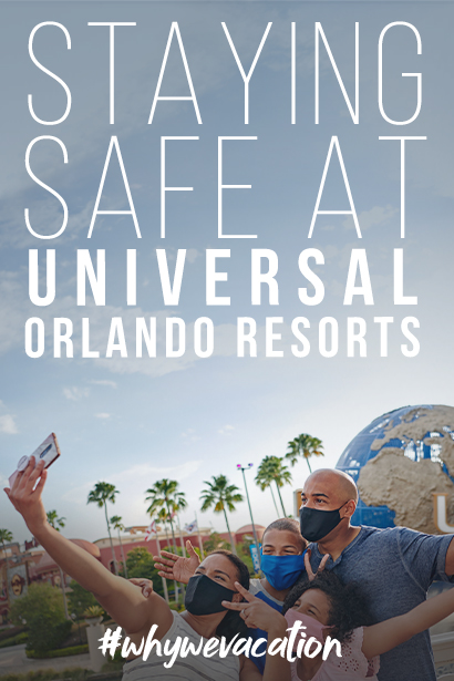STAYING SAFE AT UNIVERSAL ORLANDO RESORT