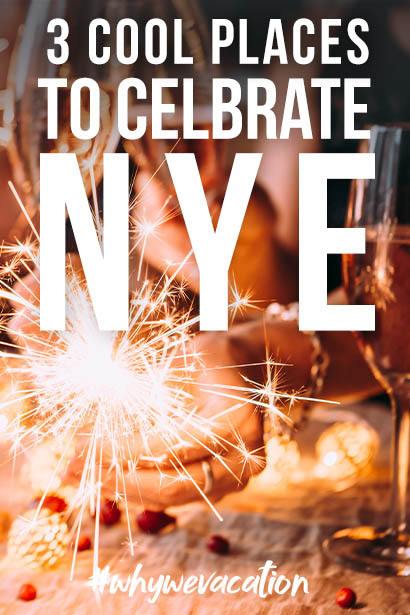 RING IN THE NEW YEAR IN STYLE